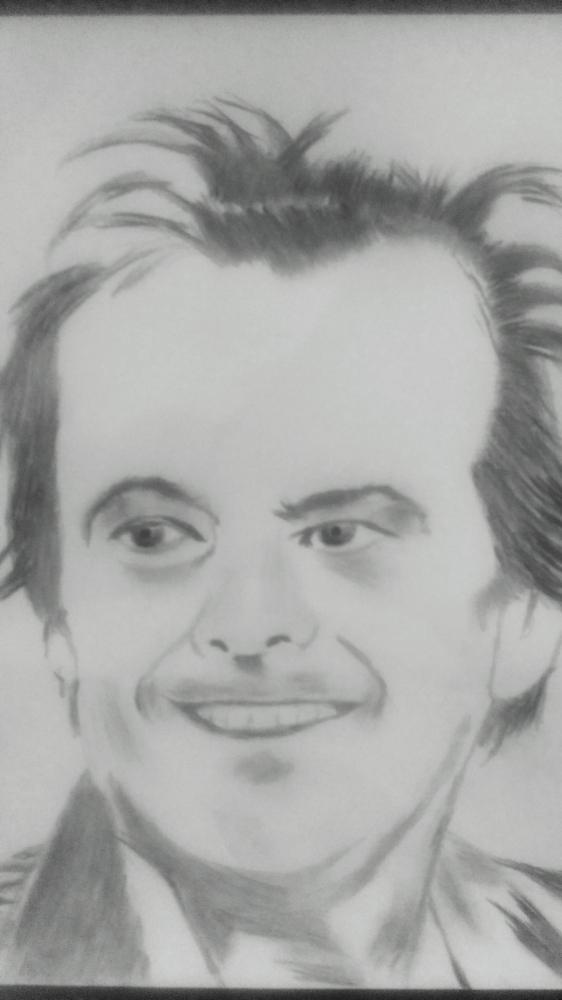 Jack Nicholson by marriotti96